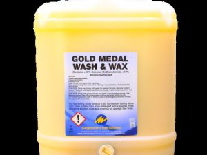 Gold Medal Wash & Wax