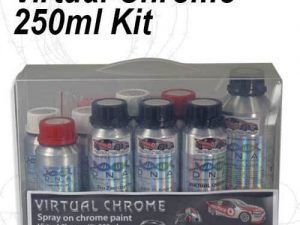 Virtual Chrome 250ml Kit
